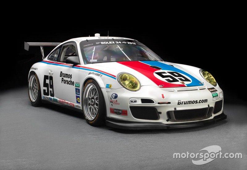 Porsche 997 GT3 Cup Car