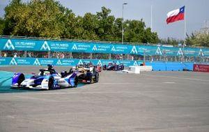 Alexander Sims, BMW I Andretti Motorsports, BMW iFE.20 Antonio Felix da Costa, DS Techeetah, DS E-Tense FE20