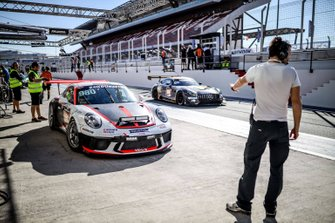 #980 MRS GT-Racing Germany Porsche 911 Cup : Alex Autumn, Andreas Gülden, Wolfgang Triller, Shaun Thong, Franjo Kovac