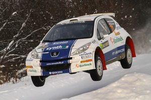 Michał Sołowow, Maciej Baran, Peugeot 207 S2000