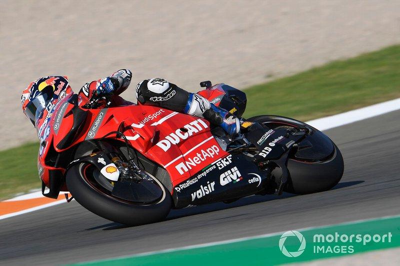 4 - Andrea Dovizioso, Ducati Team