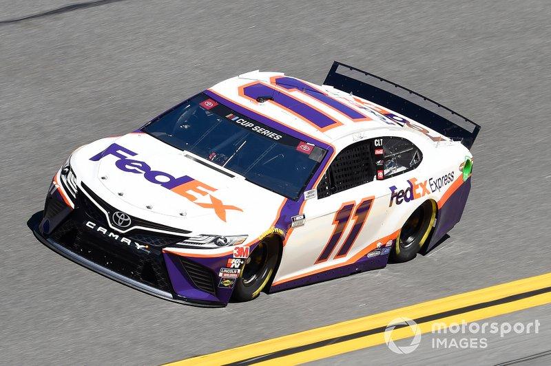 2. Denny Hamlin (Gibbs-Toyota): 3048 Punkte