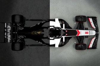 Haas VF-19 vs. Haas VF-20 featured