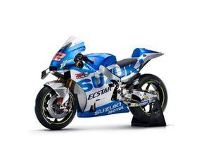 GSX-RR 2020 of Alex Rins, Team Suzuki MotoGP