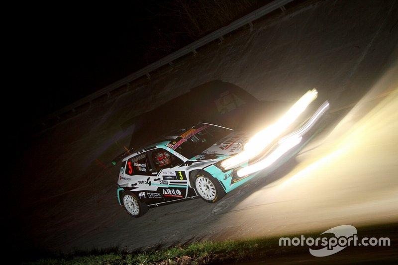 Bonanomi Marco, Pirollo Luigi, Skoda Fabia, Monza Rally Show