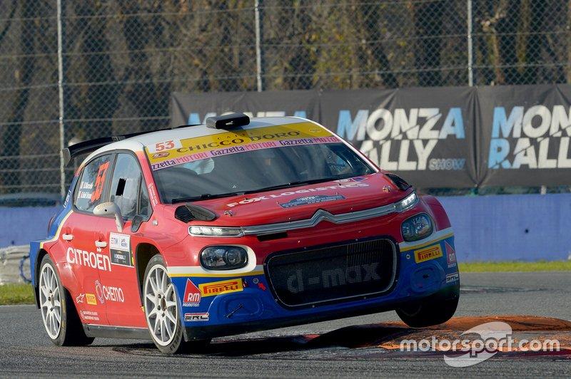 Marciello Raffaele, Nolli Brianzi Alessandro, Citroen C3, Monza Rally Show