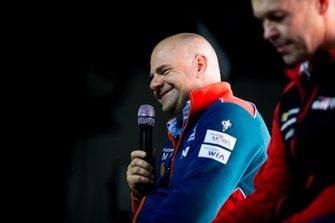 Andrea Adamo, Team principal de Hyundai Motorsport