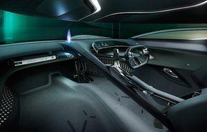 Jaugar Vision Gran Turismo Coupé