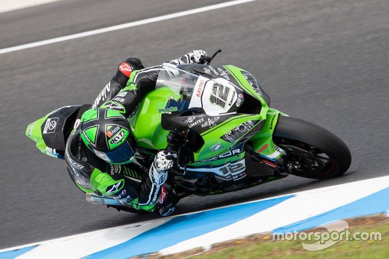 #12 Xavi Fores, Kawasaki Puccetti Racing