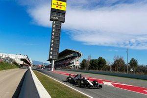 Romain Grosjean, Haas VF-20