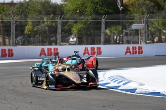 Jean-Eric Vergne, DS Techeetah, DS E-Tense FE20 James Calado, Jaguar Racing, Jaguar I-Type 4, Jérôme d'Ambrosio, Mahindra Racing, M6Electro