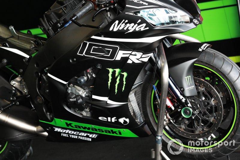 Ninja ZX-10RR , Kawasaki Racing Team