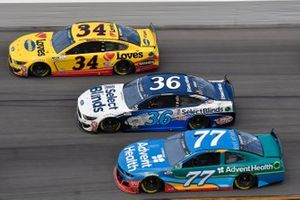 Ross Chastain, Spire Motorsports, Chevrolet Camaro AdventHealth