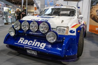 Rover Rally car