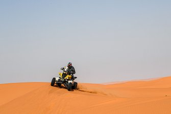 Себастьян Судэ, Team All Tracks, Yamaha 700YFMR (№262)