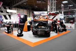 The Rally Technic stand at Autosport International 2020
