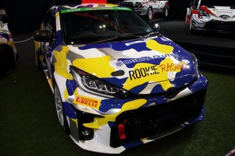 ROOKIE RACING GR ヤリス(ST-2クラス)