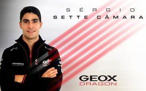 Sérgio Sette Câmara é anunciado pela Dragon na Fórmula E