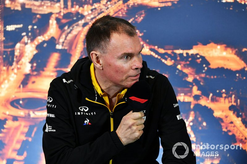 Alan Permane, Sporting Director, Renault Sport F1 Team