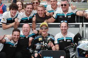 Victoire pour Luca Marini, Sky Racing Team VR46