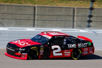 Tyler Reddick, Richard Childress Racing, Chevrolet Camaro TAME the BEAST
