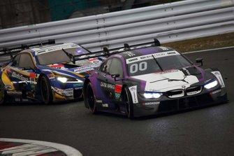 Kamui Kobayashi #00 BMW M4 DTM