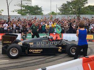Эмерсон Фиттипальди, Lotus 1985 года