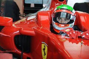 Sergio Perez, Ferrari F60