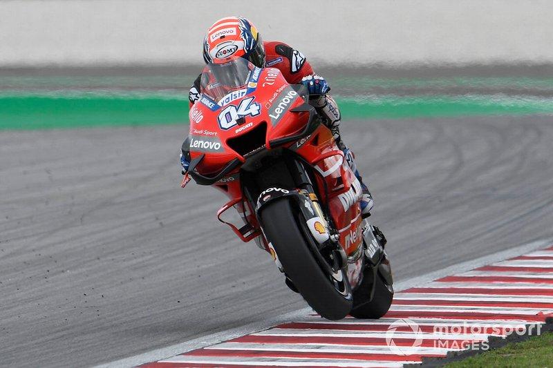 Andrea Dovizioso - 2º MotoGP