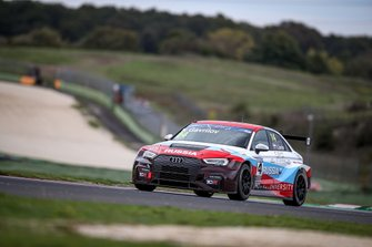 #14 RUS Team Russia Audi RS 3 LMS: Клим Гаврилов