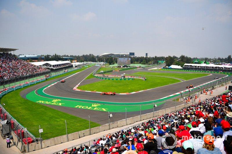 10 - GP de México (1 de noviembre), en Ciudad de México