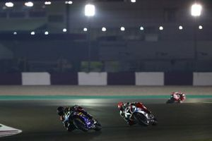 Loris Baz, Ten Kate Racing Yamaha, Tom Sykes, BMW Motorrad WorldSBK Team