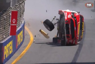 Screenshot of Scott McLaughlin, DJR Penske Ford
