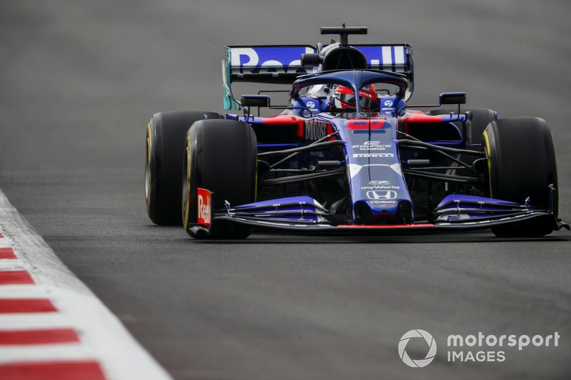 11 - Daniil Kvyat, Toro Rosso STR14