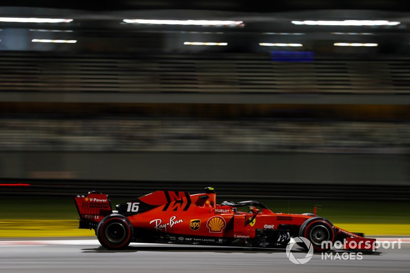 3: Charles Leclerc, Ferrari SF90, 1'35.219