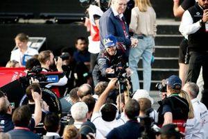Победитель Сэм Бёрд, Virgin Racing