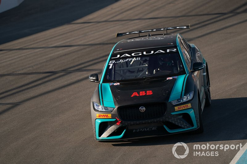 Reema Juffali, Jaguar VIP car