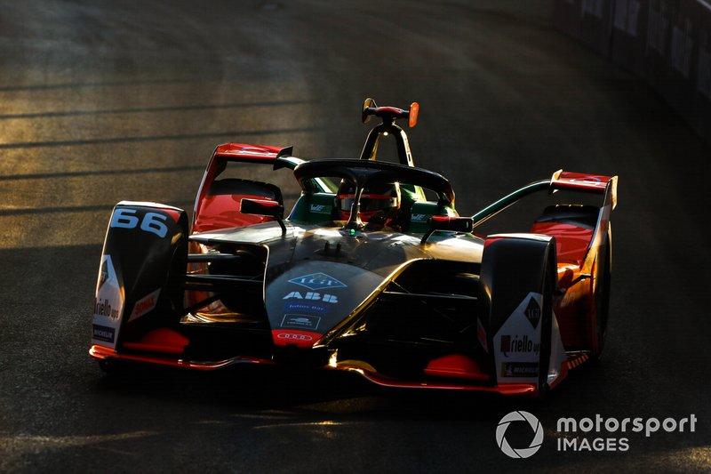 Daniel Abt, Audi Sport ABT Schaeffler, Audi e-tron FE06