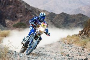 #10 Monster Energy Yamaha Rally Team: Xavier De Soultrait