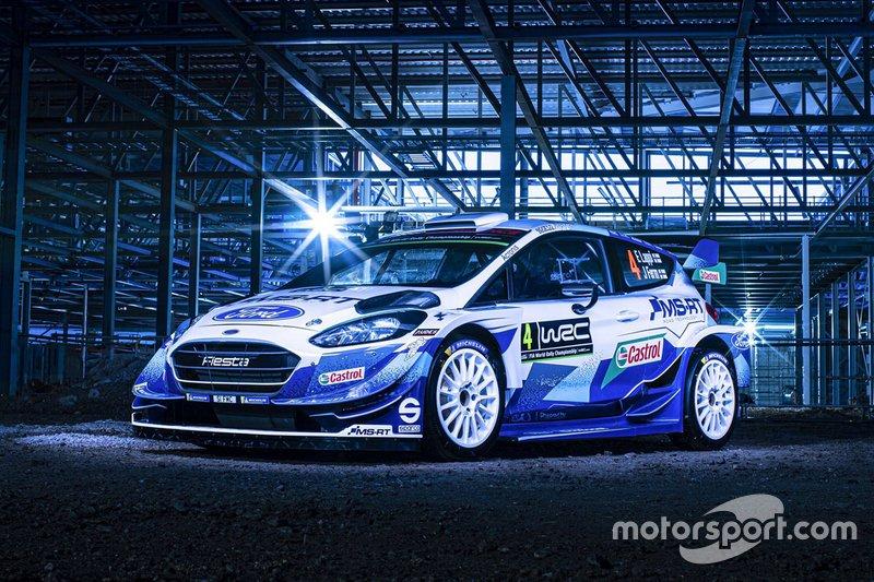 M-Sport Ford WRT: команда второго плана