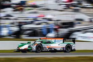#50 Juncos Racing Cadillac DPi, DPi: Will Owen, Rene Binder, Spencer Pigot
