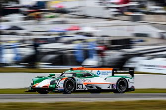 #50 Juncos Racing Cadillac DPi, DPi: Will Owen, Rene Binder, Spencer Pigot