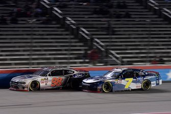 Chase Briscoe, Biagi-DenBeste Racing, Ford Mustang Ford Performance, Justin Allgaier, JR Motorsports, Chevrolet Camaro Suave Men