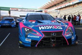Lexus Team LeMans Wako's Lexus LC500