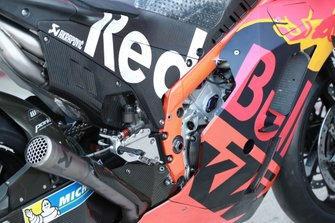 Bike of Dani Pedrosa, Red Bull KTM Factory Racing