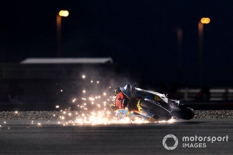 Падение Аугусто Фернандеса, Marc VDS Racing