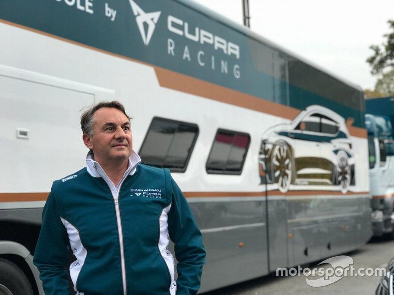Tarcisio Bernasconi, Scuderia del Girasole by Cupra Racing