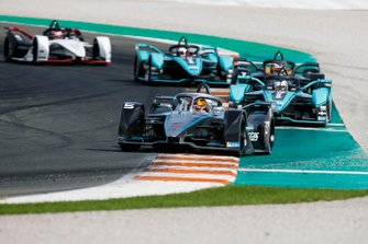 Stoffel Vandoorne, Mercedes Benz EQ Formula, EQ Silver Arrow 01 James Calado, Jaguar Racing, Jaguar I-Type 4, Nico Müller, Dragon Racing, Penske EV-4