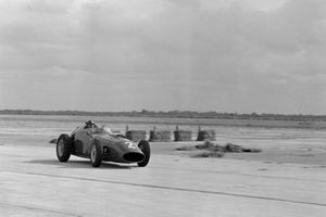 Tony Brooks, Ferrari 246
