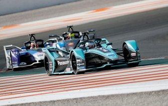 James Calado, Jaguar Racing, Jaguar I-Type 4 Maximilian Gunther, BMW I Andretti Motorsports, BMW iFE.20, Oliver Rowland, Nissan e.Dams, Nissan IMO2